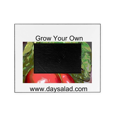 Grow Your Own Picture Frame
