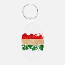 Hungary Flag Keychains