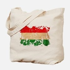 Hungary Flag Tote Bag