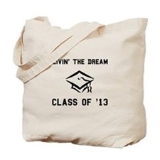 Class of 2013 Black.png Tote Bag