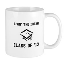Class of 2013 Black.png Mug