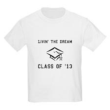 Class of 2013 Black.png T-Shirt