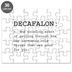 Decafalon Definition Black.png Puzzle