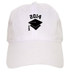 Class of 2014 Grad Hat Baseball Cap