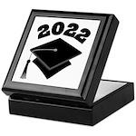 Class of 2022 Grad Hat Keepsake Box