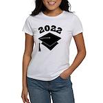 Class of 2022 Grad Hat Women's T-Shirt