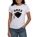 Class of 2023 Grad Hat Women's T-Shirt