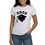 Class of 2025 Grad Hat Women's T-Shirt