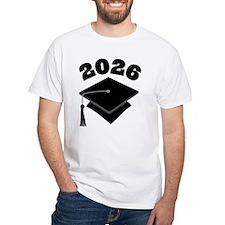 Class of 2026 Grad Hat Shirt
