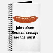German Sausage Black.png Journal