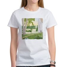 Summer Meadow and Barn Tee