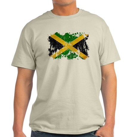 Jamaica Flag Light T-Shirt