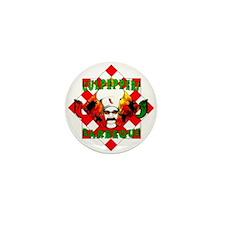 Culpepper's Barbeque Company Logo Mini-Button