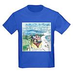 Kids Dark Blue Good Time Delaware T-Shirt