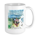 Large Good Time Delaware Mug
