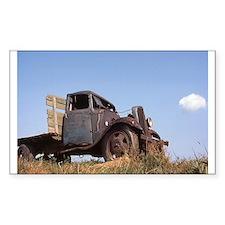The Hamptons: Old Potatoe Farm Truck Decal