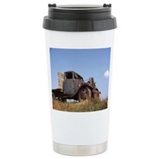 The Hamptons: Old Potatoe Farm Truck Travel Mug