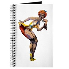 Pinup Zomber - Journal