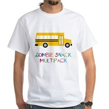 Zombie Pack Multipack - White Tee