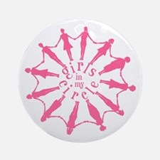 happiness_is_a_circle_of_friends.png Ornament (Rou