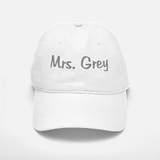 Mrs. Grey Baseball Baseball Cap