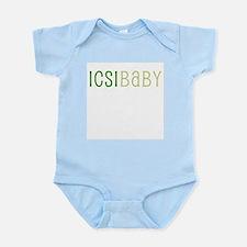 ICSI baby Infant Creeper