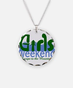 Mountain Girls Weekend Necklace