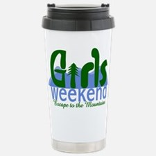 Mountain Girls Weekend Travel Mug