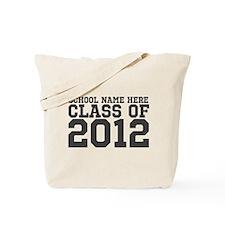 2012 Graduation Tote Bag