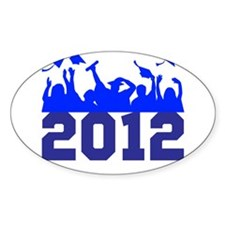 2012 Graduation Decal