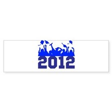 2012 Graduation Car Sticker