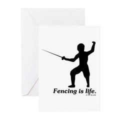 Life Greeting Cards (Pk of 10)