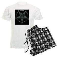 Baphomet-black-background.png pajamas