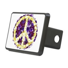 Flowers of Peace Hitch Cover