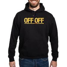Off Off Logo Hoodie