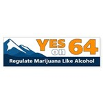 Bumper Sticker - 50 pack