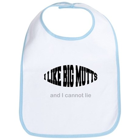 I Like Big Mutts Bib