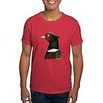 Ringneck Rooster Head Dark T-Shirt