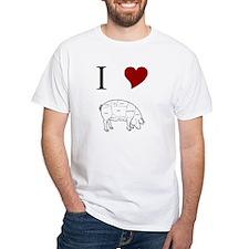 I Love Pig Shirt