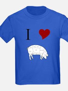 I Love Pig T