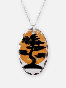Vintage Bonsai Necklace