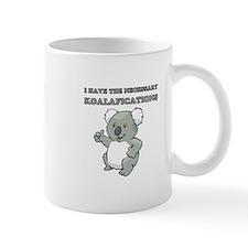 Necessary Koalafications Mug