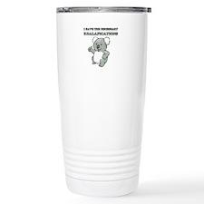 Necessary Koalafications Travel Mug