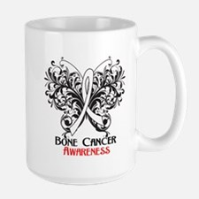 Butterfly Bone Cancer Mug