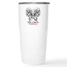 Butterfly Bone Cancer Travel Mug