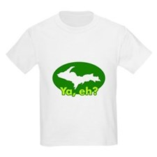 Ya, eh? Kids T-Shirt