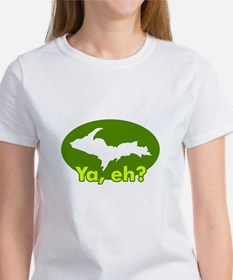 Ya, eh? Women's T-Shirt