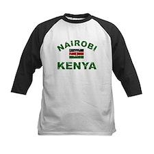 Nairobi Kenya designs Tee