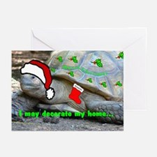 Christmas Turtle Greeting Cards (Pk of 10)