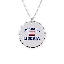 Monrovia Liberia designs Necklace